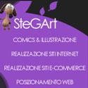 Realizzazione siti web SteGart