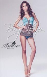 Andra Lingerie la collezione 2014 8c3b3423f5d4